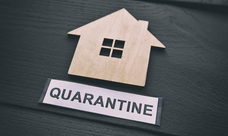 Majority Respecting Home Quarantine Guidelines