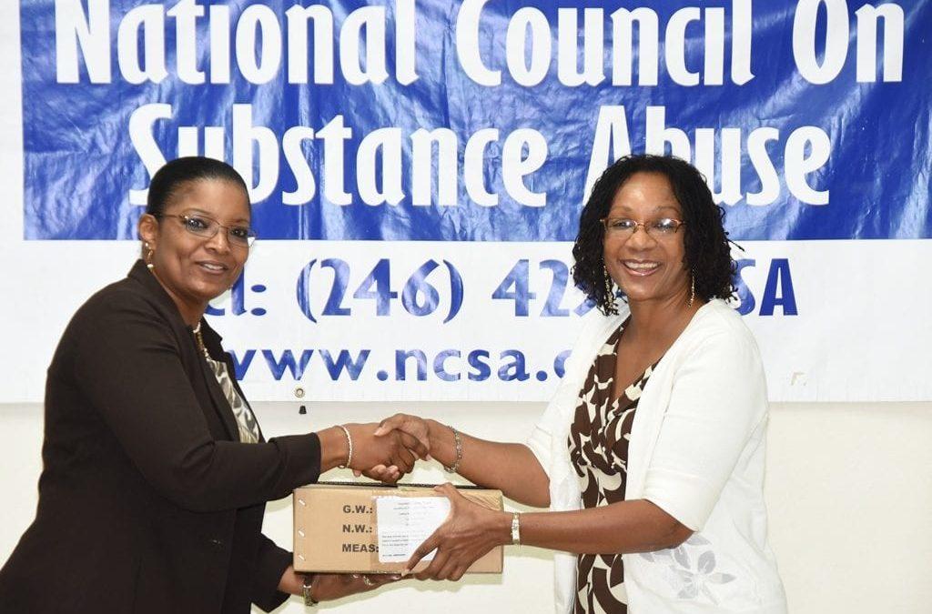 Edna Nicholls Staff Sensitised On Drug Use