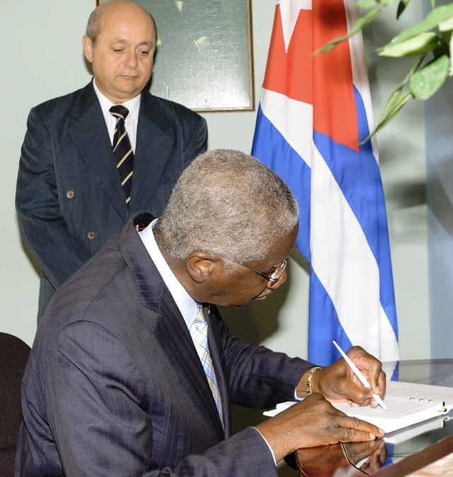 PM Signs Condolence Book At Embassy