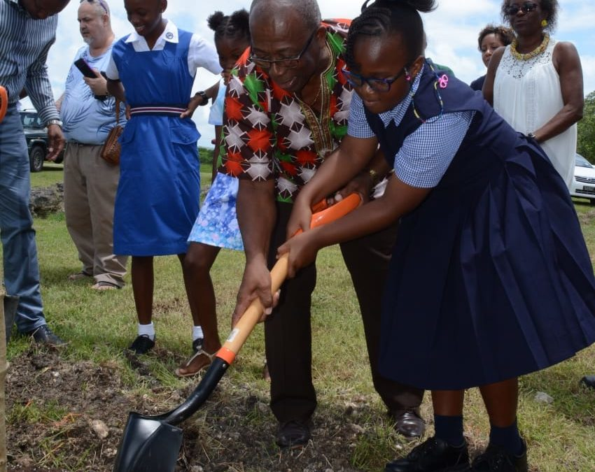 Barbadians Encouraged To Plant More Trees