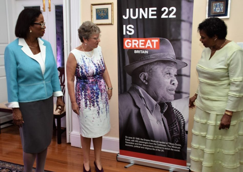 Praise For Free Citizenship to Windrush Generation