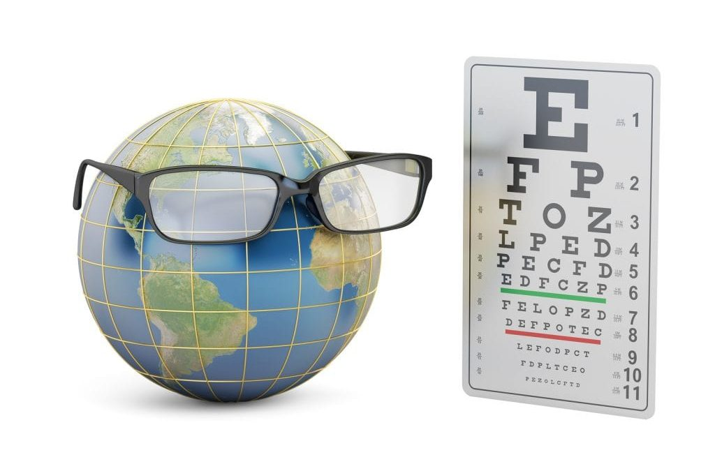 World Sight Day Is October 12